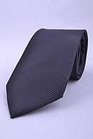 Графитовый мужской галстук
