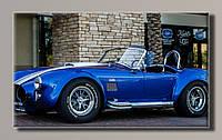 Картина HolstArt Shelby Cobra 91*55см арт.HAS-234