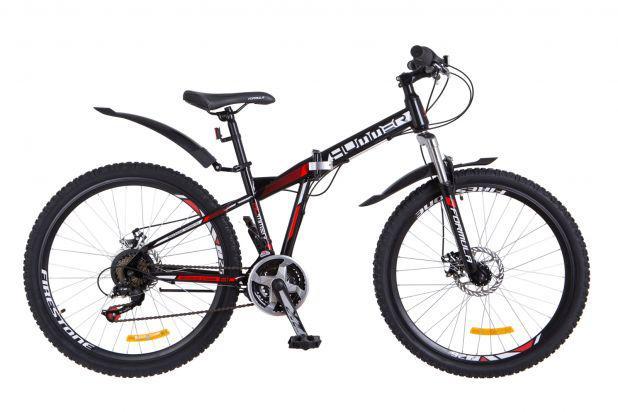 Велосипед складной горный 26