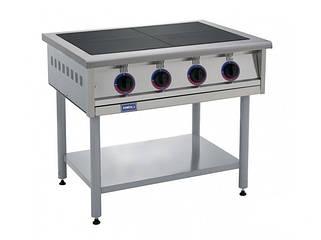 Плиты электрические промышленные без духовки