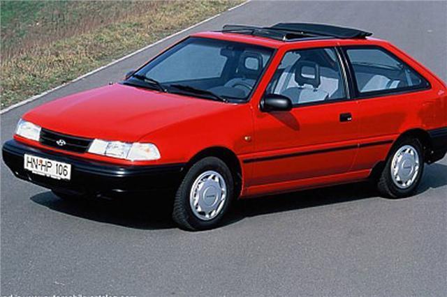 HYUNDAI PONY (X2) (1991-1994)