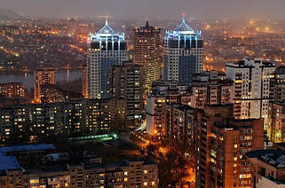 Наши услуги в Донецкой области