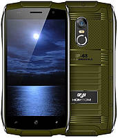 "Homtom ZOJI Z6 green IP68 1/8 Gb, 4.7"", MT6580, 3G"