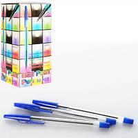 Ручка  BEIFA   AA927  синий, 50шт в дисплее