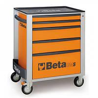 C24S 5/O-инструментальная тележка с пятью ящиками BETA 24002051