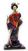 "Кукла Японка фарфор (12"")(33х14,5х13,5 см)"