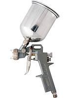 Фарборозпилювач пневматичний з верхнім бачком V = 1,0 л + сопла діаметром 1.2, 1.5 та 1.8 мм MTX