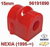 Полиуретановые втулки переднего стабилизатора Deawoo Nexia