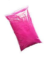 Фуксия Флок-пудра, бархатная пудра (пыльца, ворсовой порошок, ворса) 330 грамм/упаковка №16, фото 1