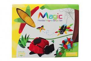 Набор игровой детский Конструктор магнитный гибкий 34детали