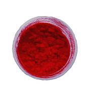 Красная Флок-пудра, бархатная пудра (пыльца, ворсовой порошок, ворса) 80 мл №14, фото 1