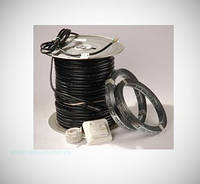 1,1-1,5 м². Нагревательный кабель EasyCable EC-14, площадь укладки 1,1-1,5 м²