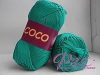 Пряжа хлопковая Vita cotton Coco ( Вита коттон Коко ) №4310
