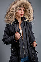 Куртка (пальто) N-7B Eileen. AirBoss.COMPANY