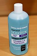 Профессиональное средство для обезжиривания, снятия лака без ацетона витамины А Е, пантенол Nogotok 500 мл