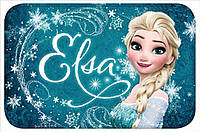 Прикроватный коврик для детской Disney Холодное Сердце Эльза 40x60 см