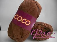 Пряжа хлопковая Vita cotton Coco ( Вита коттон Коко ) №4306