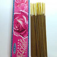 Благовония Роза натуральная