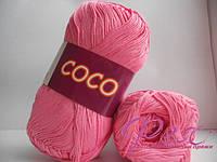 Пряжа хлопковая Vita cotton Coco ( Вита коттон Коко ) №3854