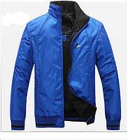 Куртка,ветровка мужская Adidas Clima Proof двухсторонняя.
