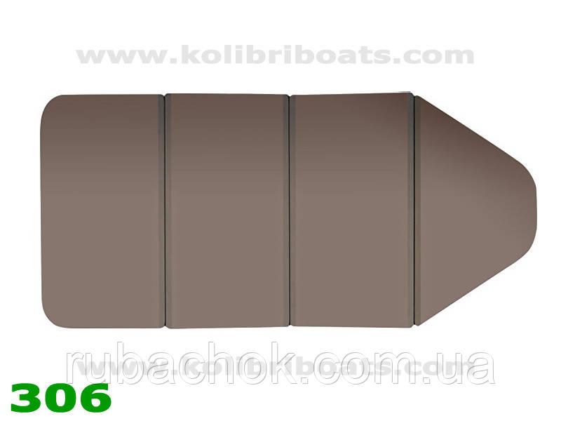 Пайол слань-книжка КМ280 коричневый.