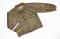Детская Куртка демисезонная стеганая на мальчика 98 см 2-3 года Entry