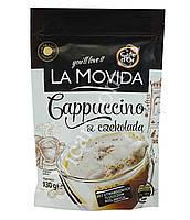 Капучино La Movida Cafe dOr с шоколадным, (ореховым) вкусом Польша 130г