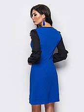 Незвичайне плаття з креп-дайвінгу, фото 2