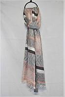 Шарфик женский легкий стильный нежный 90*180, купить оптом со склада 7км Одесса