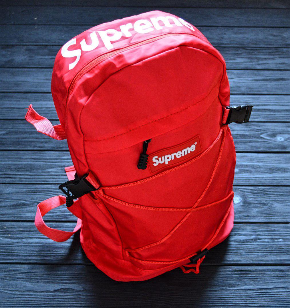 Рюкзак Supreme Bag (топ-якість) - Інтернет-магазин одягу та аксесуарів
