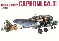 1:72 Сборная модель самолета Caproni Ca.311, Italeri 0113