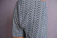 Трусы мужские шортами серые Рябушки с 50 размера