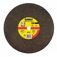 DeWALT Круг отрезной по металлу для пил, 355х3.0х25.4мм.