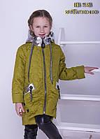 Куртка на девочку весна осень.