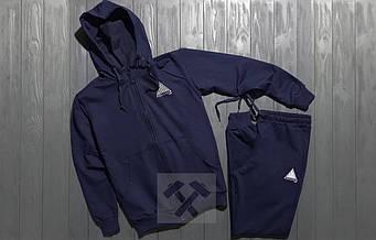 Спортивный костюм Puma trinomic синего цвета