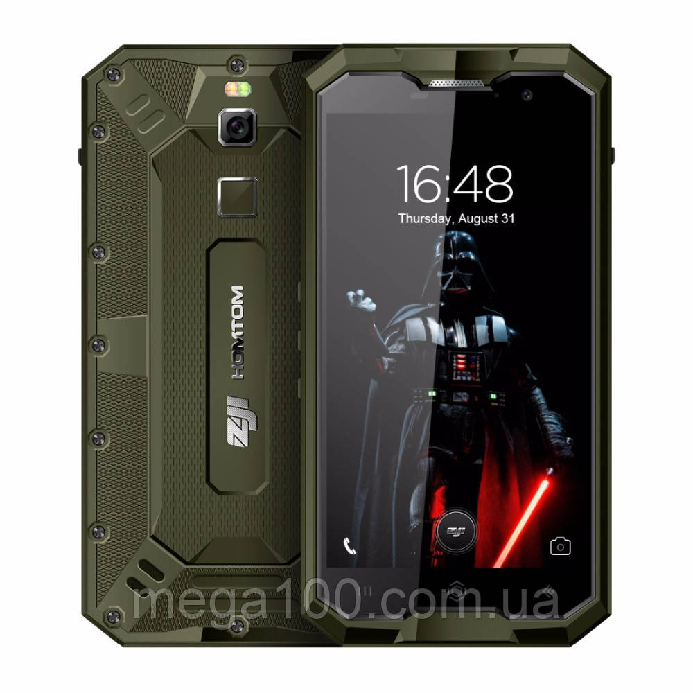 "Смартфон HOMTOM ZOJI Z8 (IP68, экран 5"", памяти 4/64, аккумулятор 4250 мАч)"