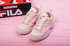 Женские кроссовки в стиле FILA Disruptor (37, 38, 39, 40, 41 размеры), фото 2