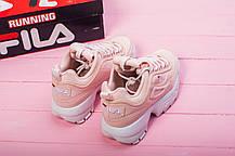 Женские кроссовки в стиле FILA Disruptor (37, 38, 39, 40, 41 размеры), фото 3