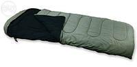 Спальный мешок спальник с капюшоном подушкой теплый зимний водостойкий туристический военный рыбацкий