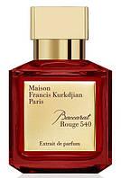 Парфюмированная вода в тестере Maison Francis Kurkdjian Baccarat Rouge 540 Extrait De Parfum 70 мл унисекс