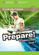 Cambridge English Prepare! 7 Student's Book / Учебник