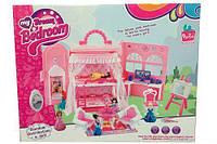 Детский кукольный домик  Домик 5988  в коробке