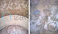 Нанесение фресок на потолок