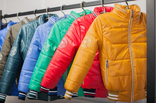 Детские демисезонные куртки Man's Jacket