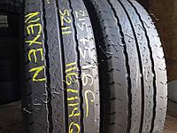 Шины бу 215/75 R16c Nexen