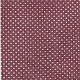 Гобелен ткань, горошек, бордовый, фото 2