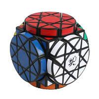 Дайан Колесо Мудрости Скорость Куб Гладкий Волшебный Куб Чёрный