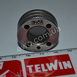 Telwin 722169 - Ролик подаючого механізму під Al (алюміній) дрід 1.2-1.6 мм, фото 4