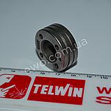 Telwin 722169 - Ролик подаючого механізму під Al (алюміній) дрід 1.2-1.6 мм, фото 6