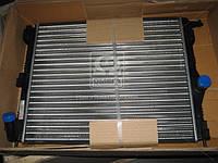 Радиатор охлаждения LOGAN/SANDERO NT-D -AC(пр-во Van Wezel) 43002476, AGHZX
